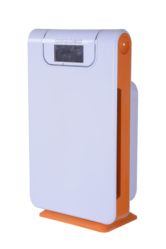 UV Light  Electric Automatic Hepa Filter Air Purifier Make Breathe More Better