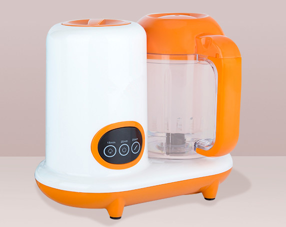 Easy Clean Home Baby Food Processor And Steamer 220V-240V  50HZ-60HZ