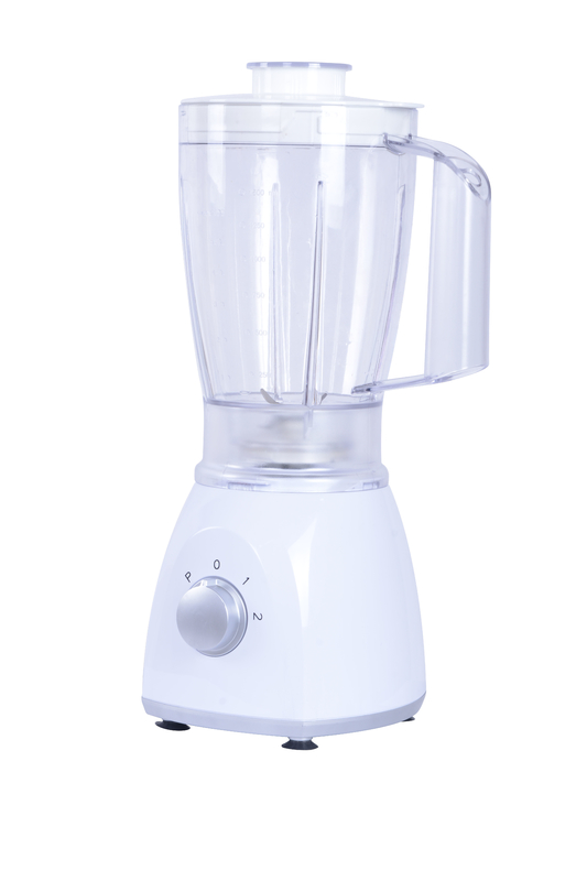 Home Easy To Clean Food Processor 1.5L Cup , 18500r/Min Max Rotate Speed