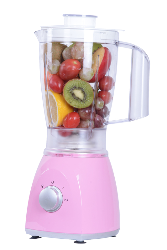 400W Multifunction Food Processor With Cool Refreshing Smoothie Function